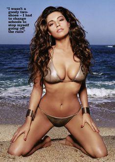 Секси Келли Брук для журнала FHM фото #6