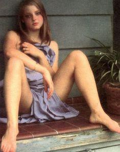 Обнаженная Джоди Фостер в журнале High Society фото #2