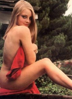 Обнаженная Джоди Фостер в журнале High Society фото #4