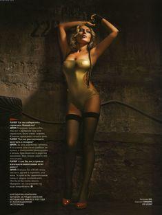 Аврора в эро фотосессии для Playboy фото #3
