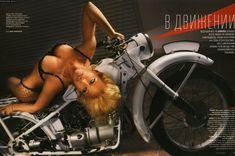 Аврора в эро фотосессии для Playboy фото #6