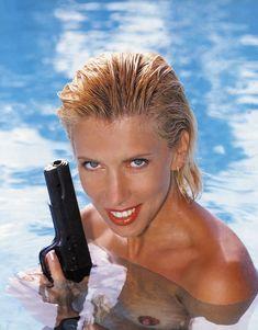 Алена Свиридова показала голую грудь в Playboy фото #8