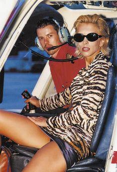 Алена Свиридова показала голую грудь в Playboy фото #10