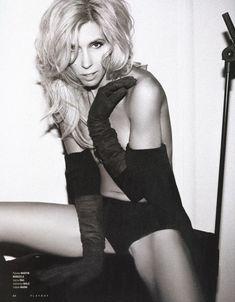 Алена Свиридова разделась в журнале Playboy фото #2