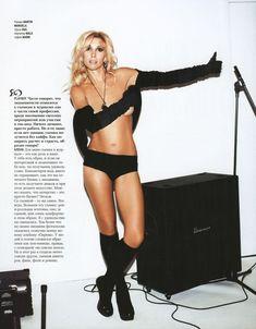 Алена Свиридова разделась в журнале Playboy фото #4