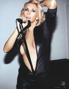 Алена Свиридова разделась в журнале Playboy фото #5