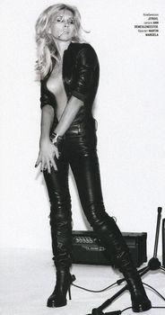 Алена Свиридова разделась в журнале Playboy фото #11