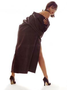 Алика Смехова в эротической фотосессии для Playboy фото #5