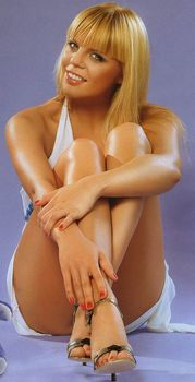 Анастасия Стоцкая засветила сосок в журнале XXL фото #2