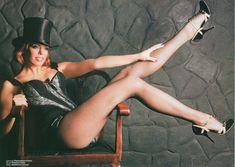 Анастасия Стоцкая в сексуально белье для EGO фото #8
