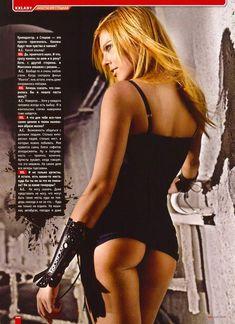 Анастасия Стоцкая в эротической фотосессии для XXL фото #4