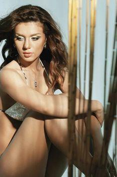 Секси Анна Седокова в журнале EGO фото #3