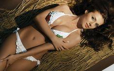 Секси Анна Седокова в журнале EGO фото #10