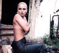 Анна Семенович без лифчика в журнале «Спoрт-клуб» фото #5