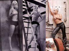 Анна Семенович без лифчика в журнале «Спoрт-клуб» фото #6