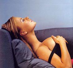 Аппетитное тело Анны Семенович в журнале FHM фото #8