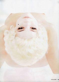 Анна Снаткина показала голые сиськи в журнале «Караван историй» фото #4