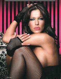 Арина Махова в эротическом белье журнале XXL фото #5