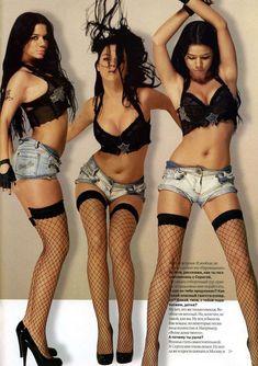 Эротичная Бьянка в журнале FHM фото #3
