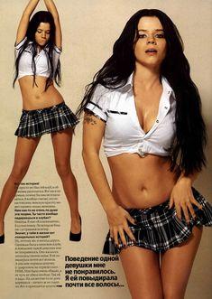 Эротичная Бьянка в журнале FHM фото #4