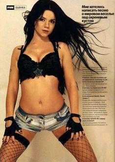 Эротичная Бьянка в журнале FHM фото #5