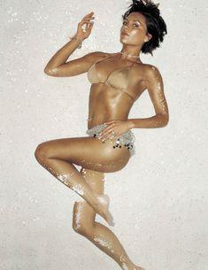 Эротичная Виктории Бекхэм в фотосессии James Dimmock фото #3