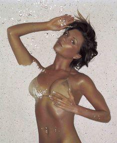Эротичная Виктории Бекхэм в фотосессии James Dimmock фото #8