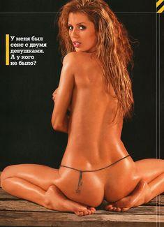 Виктория Боня разделась в журнале Maxim фото #4