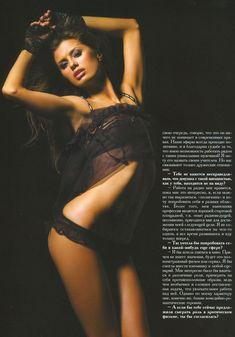 Обнаженная Виктория Боня в журнале Penthouse фото #2