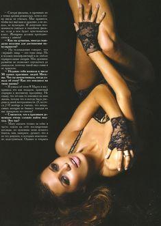 Обнаженная Виктория Боня в журнале Penthouse фото #3