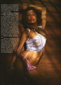 Обнаженная Виктория Боня в журнале Penthouse фото #5
