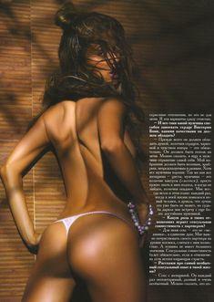 Обнаженная Виктория Боня в журнале Penthouse фото #6