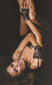 Обнаженная Виктория Боня в журнале Penthouse фото #11