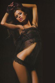 Обнаженная Виктория Боня в журнале Penthouse фото #13