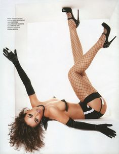 Виктория Дайнеко в эротическом белье для Playboy фото #4