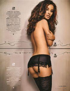 Виктория Дайнеко разделась в журнале Playboy фото #4