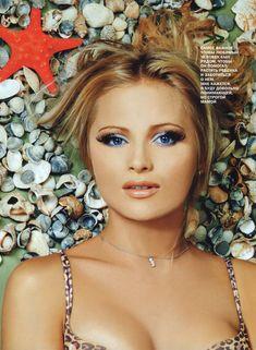 Секси Дана Борисова в журнале «Пингвин» фото #6