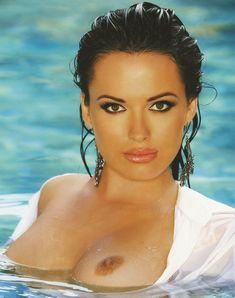 Обнаженная Даша Астафьева в журнале Playboy фото #2