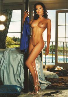 Обнаженная Даша Астафьева в журнале Playboy фото #7