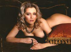 Елена Ленина без трусов в журнале Penthouse фото #5