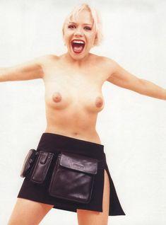 Елена Перова показала сиськи в журнале Playboy фото #3