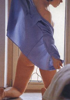 Елена Перова показала сиськи в журнале Playboy фото #8