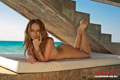 Голая попка Жанны Фриске в журнале «Максим» фото #10