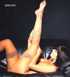 Жанна Фриске разделась в журнале «Пингвин» фото #5