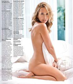 Раздетая Жанна Фриске в журнале GQ фото #1