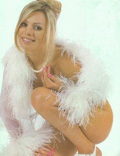 Эротичная Ирина Салтыкова в журнале Playboy фото #3