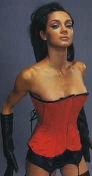 Ирина Чащина в эротическом белье для журнала FHM фото #8