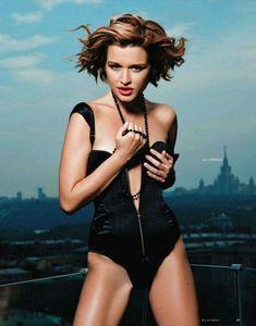 Эро Ксения Бородина в журнале Playboy фото #2