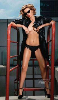 Эро Ксения Бородина в журнале Playboy фото #5