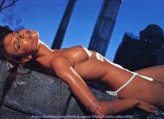 Обнаженная Любовь Толкалина в журнале Playboy фото #1